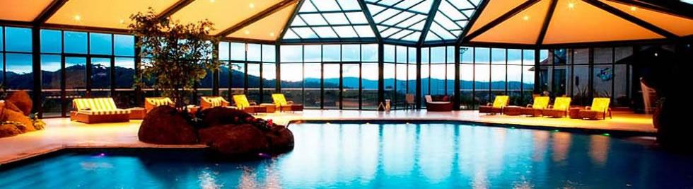 Mountaineer casino spa